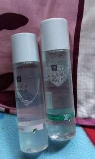 🚚 化妝水跟卸妝水