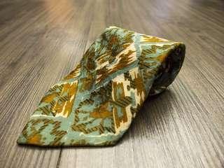 🚚 濃濃的義大利浪漫風情! 國際名品 Gay Giano 🇮🇹義大利製造 正品🇮🇹 100%真絲 手打領帶