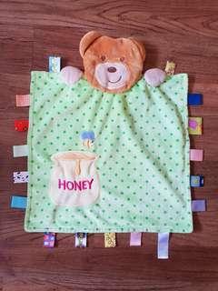 Tagies Touch & Feel Baby Fleece Towel