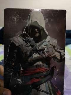 Assassin Creed Black Flag Steelbook (Collectors Edition Extremely Rare)