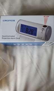BNIB Cronos  Projected Alarn Clock