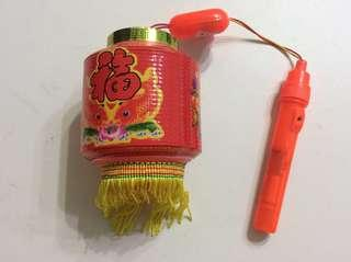 🚚 燈籠 玩具