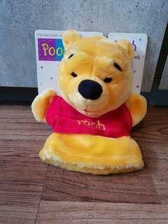 Mattel: Winnie The Pooh Hand Puppet