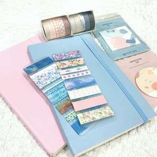 Bullet Journal Supplies !!