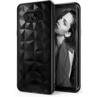 🚚 🍊CNY SALE🍊 Ringke [AIR PRISM] [Black] Galaxy S8 PLUS 🍊