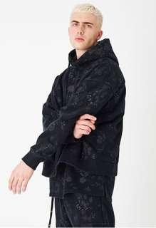 Kith Mastermind Fleece Pullover Hoodie Black