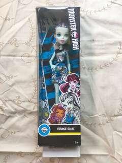 Monster high doll - Frankie Stein / new