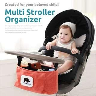 Bebewing Multifunctional Baby Stroller Organizer Bag