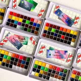 PWC Shinhan professional watercolor - 30 colors