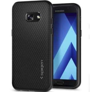 Spigen Samsung Galaxy A3 2017 Case Black