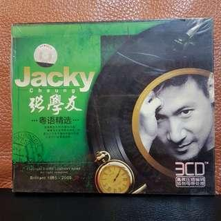 Reserved: Sealed 3CD》Jacky Cheung 张学友