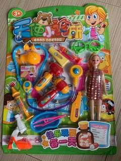 Pretend Play Doctor set