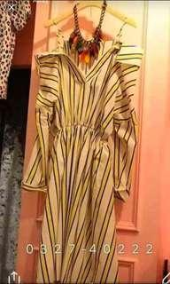 Preloved Korean style dress