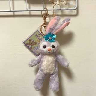 🚚 史黛拉兔 吊飾 鑰匙圈 娃娃 達菲好朋友 迪士尼