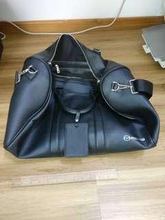 Mazda Leather Sling Bag