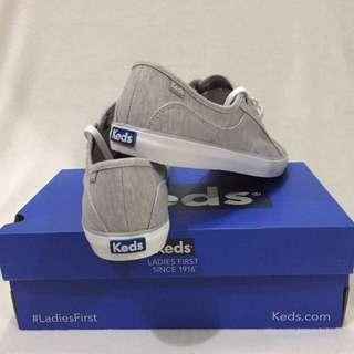 Keds Jersey Gray Shoes