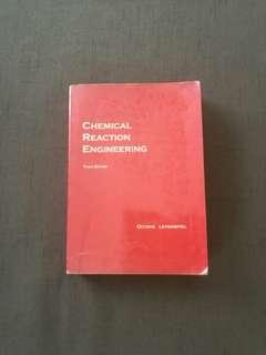 Chemical Reaction Engineering Third Edition by Octave Levenspiel