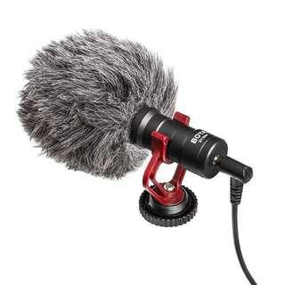 BOYA BY-MM1 Shotgun Video Microphone For Camera/Phone