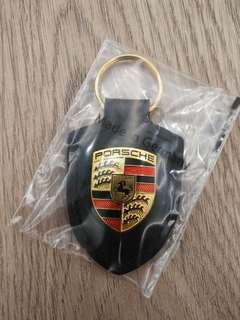 Porsche key ring