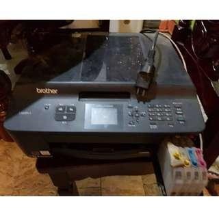 Brother Wireless Printer/Scanner (MFC-J430W)