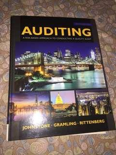 Auditing a risk based approach