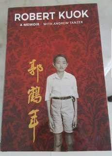 Robert Kuok Memoir English Brand New