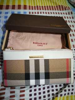 Japan brand Long Wallet / Check Wallet