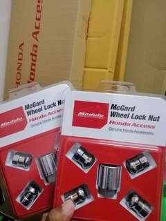 MURAH ! ORIGINAL McGARD LOCK NUT