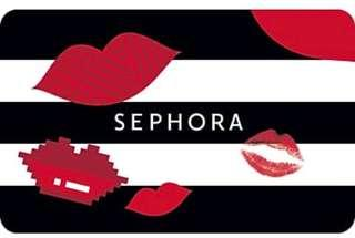 Sephora Store Credit **$81 - Selling for $75