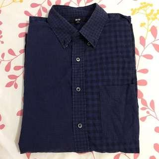 🚚 Uniqlo長袖襯衫