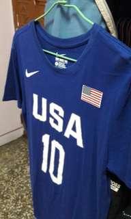 Nike USA 2016里約奧運 美國隊 kyrie irving
