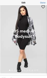 Fashion nova body suit