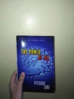 The Power of Six (Sequel to I Am Number Four)