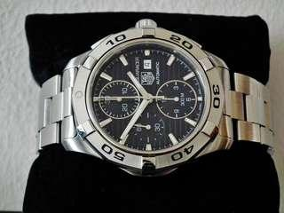 Tag Heuer Aquaracer Chronograph Cal 16 Automatic (reduced price)