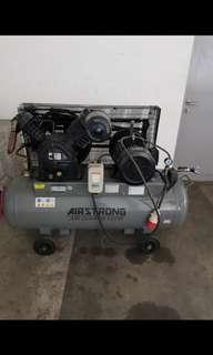 Compressor with MOM cert