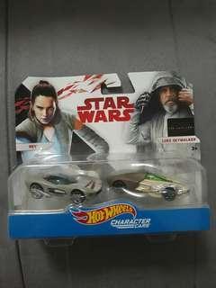 Star Wars Hot Wheels Character Cars