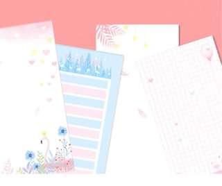 Flamingo Planner Inserts