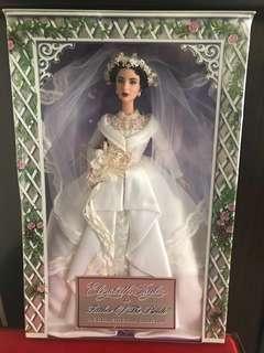 🚚 Father of the Bride Barbie Doll Elizabeth Taylor