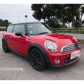 Mini Cooper for rent ..... for that special occasion