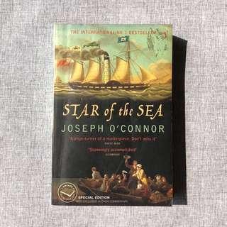 Star of the Sea by Joseph O'Connor #CNY888