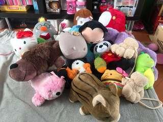 Free Soft toys