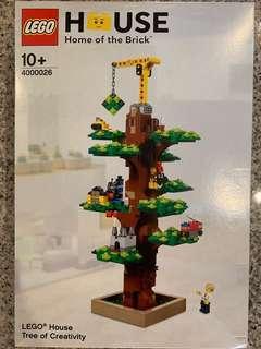 LEGO House Tree of Creativity 4000026