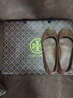 SALEEE!! authentic tory burch flats shoes