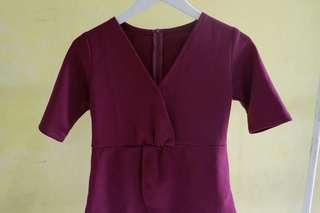 Blouse wanita baju blouse