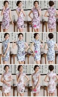 BRAND NEW CHEONGSAM DRESS SALES