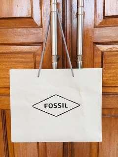 Paper Bag Fossil Original