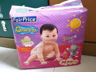 Tape Diapers Size M