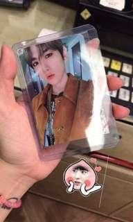 EXO Baekhyun's Photocard