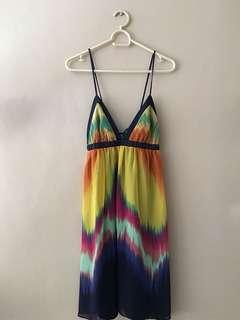 Forever 21 Multicolor Dress