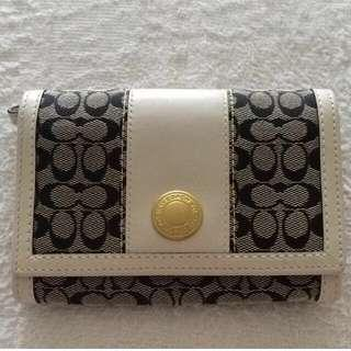 BN Coach Wallet - Price Reduced